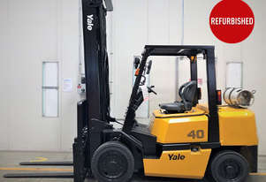 Yale glp40lh Counterbalance Forklifts - New and Used Yale