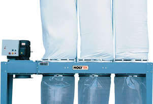 Dust Extractor New HOLYTEK SF075 Triple bag