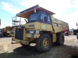 1996 Caterpillar 769D Dump Truck *CONDITIONS APPLY* - picture0' - Click to enlarge
