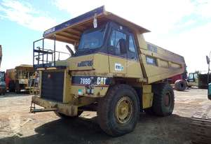 1996 Caterpillar 769D Dump Truck *CONDITIONS APPLY*