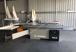 Altendorf Panel Saw -   WA8