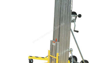Sumner Series 2025 Material Lift
