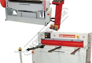 PB-440 & MG-440 Hydraulic NC Panbrake-NC-89 & Mechanical Guillotine Package Deal Panbrake: 1300 x 4m