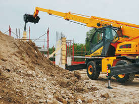 Dieci Pegasus 50.21 - 5T / 20.5 Reach 360* Rotational Telehandler - picture2' - Click to enlarge