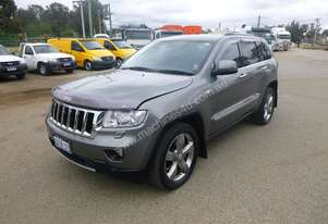 2011 Jeep Grand Cherokee 4x4 Station Wagon - In Auction