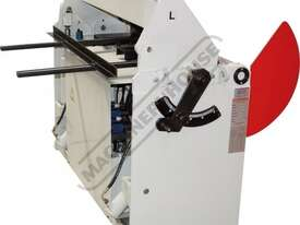 PB-440 Hydraulic NC Panbrake - NC-89 Control 1300 x 4mm Mild Steel Bending Capacity - picture3' - Click to enlarge