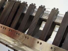 PB-440 Hydraulic NC Panbrake - NC-89 Control 1300 x 4mm Mild Steel Bending Capacity - picture6' - Click to enlarge