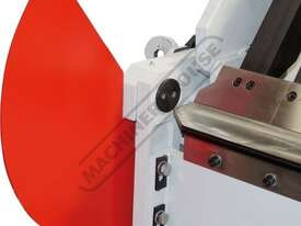 PB-440 Hydraulic NC Panbrake - NC-89 Control 1300 x 4mm Mild Steel Bending Capacity - picture8' - Click to enlarge
