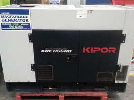 9.5kVA Kipor  Used Generator  - picture0' - Click to enlarge