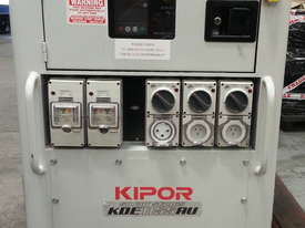 9.5kVA Kipor  Used Generator  - picture2' - Click to enlarge