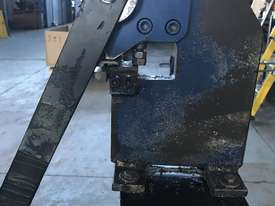 Bramley Hand Lever Sheet Metal Punch  - picture4' - Click to enlarge