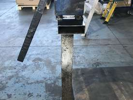 Bramley Hand Lever Sheet Metal Punch  - picture5' - Click to enlarge
