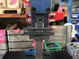 Bramley Hand Lever Sheet Metal Punch  - picture6' - Click to enlarge