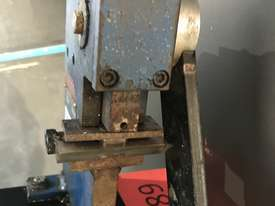 Bramley Hand Lever Sheet Metal Punch  - picture9' - Click to enlarge