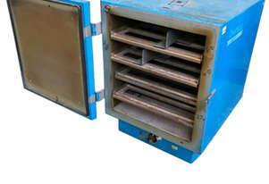 Electrode Oven Heater Cigweld Hot Box 240 Volt Welding Equipment