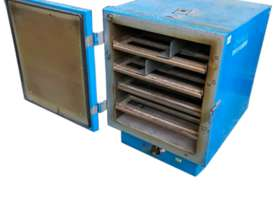 Electrode Oven Heater Cigweld Hot Box 240 Volt Welding Equipment - picture3' - Click to enlarge