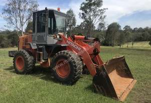 Hitachi LX80-7 Front End Loader