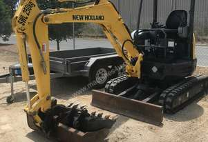 New Holland E27B excavator for sale