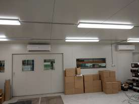 Professionally built positive air pressure room  - picture4' - Click to enlarge