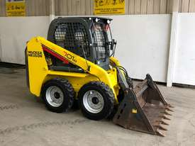WACKER NEUSON 701s SKID STEER - picture1' - Click to enlarge