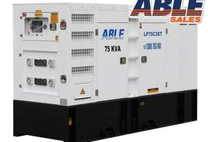 82 kVA Diesel Generator 415V - Cummins Powered Meccalte Alternator