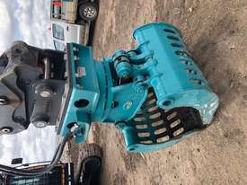 Rotating Demolition & Sorting Grab - picture3' - Click to enlarge