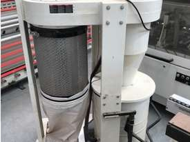 Cyclone Extractor with filter cartridge - picture2' - Click to enlarge