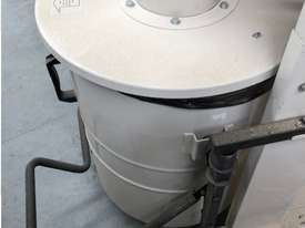 Cyclone Extractor with filter cartridge - picture4' - Click to enlarge