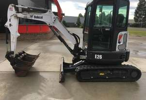 2016 Rubber Tracked Hydraulic Excavator