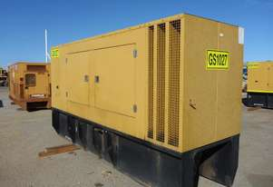 2012 Olympian GEH220-4 220 KVA Silenced Enclosed Generator (GS1027)