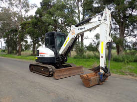 Bobcat E50 Tracked-Excav Excavator - picture0' - Click to enlarge