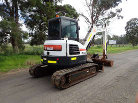 Bobcat E50 Tracked-Excav Excavator - picture1' - Click to enlarge
