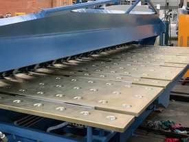 New eBend 2 Axis NC Programmable Panbrake Folder is Here - picture5' - Click to enlarge