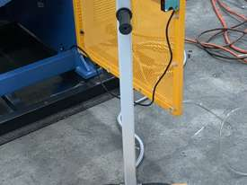 New eBend 2 Axis NC Programmable Panbrake Folder is Here - picture12' - Click to enlarge