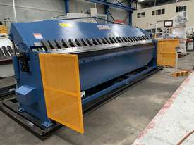 New eBend 2 Axis NC Programmable Panbrake Folder is Here - picture20' - Click to enlarge