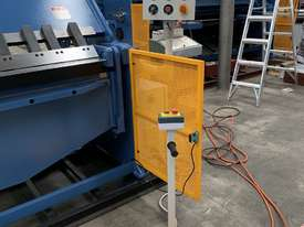 New eBend 2 Axis NC Programmable Panbrake Folder is Here - picture0' - Click to enlarge