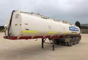 2011 ACTION TRAILERS AYQSY-TRI435 WATER TANK TRAILER