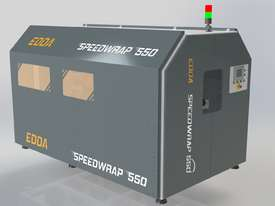 EDDA Automatic Packaging Machine Speedwrap 550 - picture2' - Click to enlarge