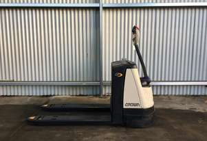 Electric Forklift Walkie Pallet WP Series 2009 Warranty and Crown Services included