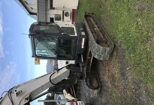 Bobcat   E85 Used Low hours