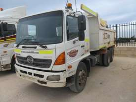2007 HINO FM 500 2627 EURO 5 TIPPER TRUCK - picture0' - Click to enlarge