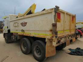 2007 HINO FM 500 2627 EURO 5 TIPPER TRUCK - picture1' - Click to enlarge