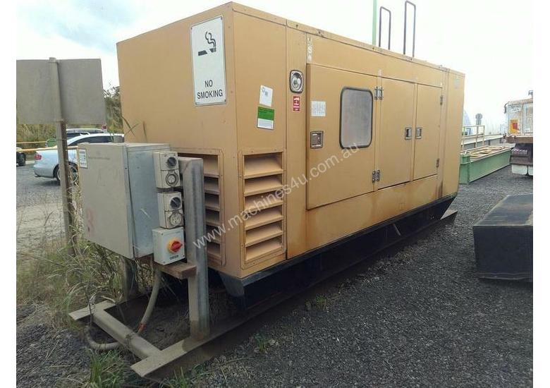 Used Olympian GEH175 Temporary Power Generator in , - Listed