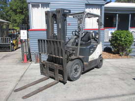 2.5 ton Crown Container Mast Used Forklift - picture0' - Click to enlarge