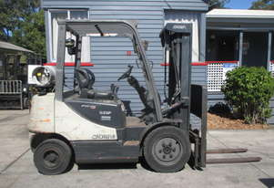 2.5 ton Crown Container Mast Used Forklift