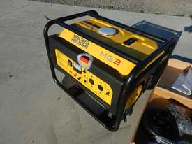 Wacker Neuson Air Cooled Petrol Generator - picture0' - Click to enlarge