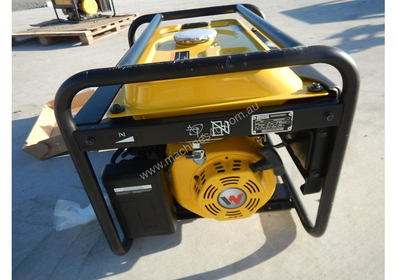 Wacker Neuson Air Cooled Petrol Generator