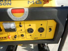 Wacker Neuson Air Cooled Petrol Generator - picture2' - Click to enlarge