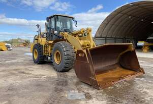 2012 Caterpillar 972H Wheel Loader