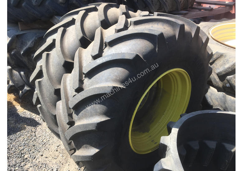 2WD Tractor